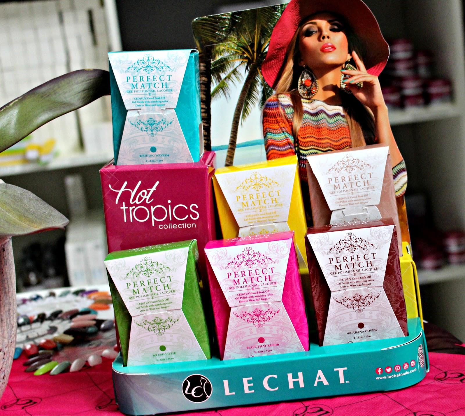 Le Chat Hot Tropics