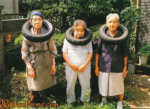foto keluarga paling unik dan lucu di dunia