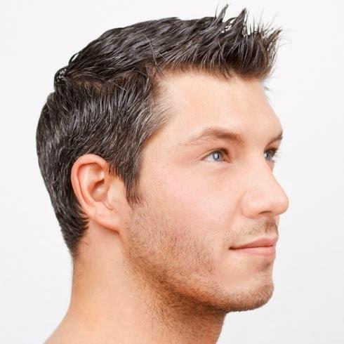 Fashion Trend Hairstyles Men S Short Hairstyles 2014