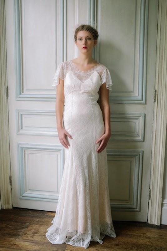 Full Length Pic Of Birdcage Veil For Vintage Wedding Dresses Heavenly Brides