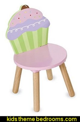 Cupcake Chair, in Pink