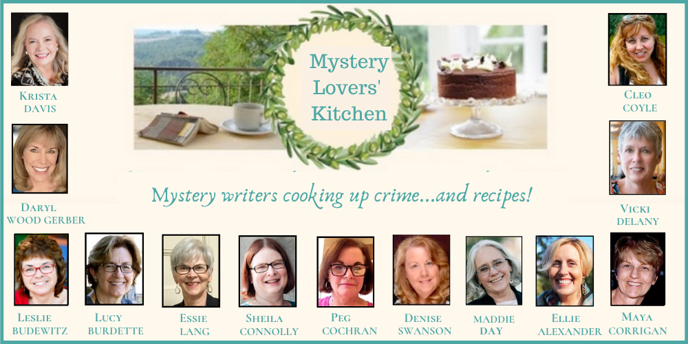 Mystery Lovers' Kitchen