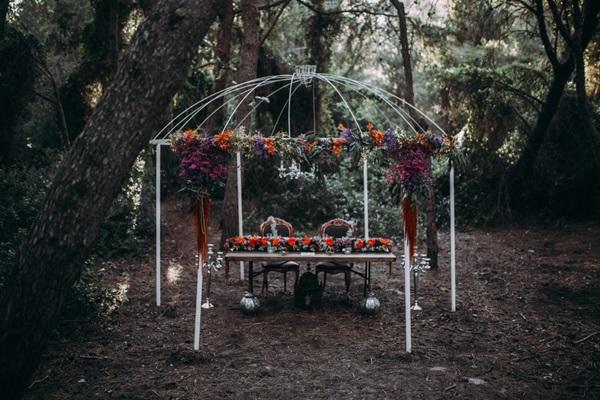 Detalles deco de la boda