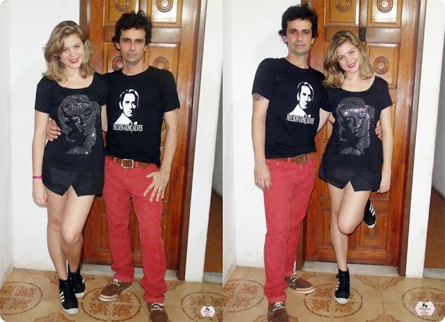 look de casal