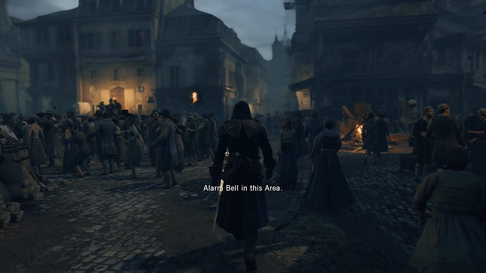 Assassin's Creed Unity Simple Realistic Lighting Graphics