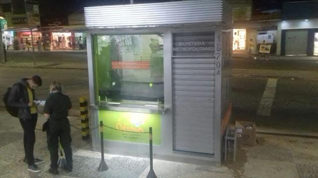 Prefeitura viabiliza bilheteria do Move na Avenida Brasília