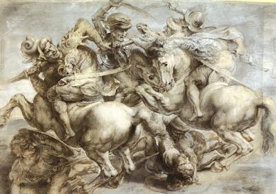 Obra de arte de Leonardo Da Vinci