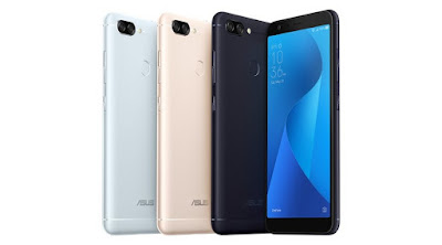 Asus ZenFone Max Plus (M1) goes official : 5.7-inch 18:9 Display, 4130mAh battery