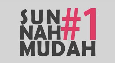 mudahnya melaksanakan sunnah nabi