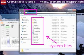 Install HTMLy 2.7.4 flat-file CMS / Blog on Win7 localhost via XAMPP ( PHP7 ) 16
