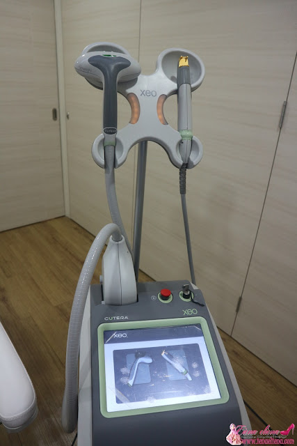 Cutera Laser Genesis di The Suisse Clinic