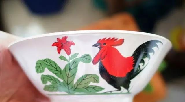 Jangan Ngaku Pecinta Bakso/Mie Ayam Kalau Belum Tau Asal Muasal Mangkuk Ayam Jago Ini