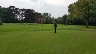 Pitch & Putt at Bruntwood Park in Cheadle, Stockport