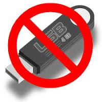 Cara Disable Fungsi Port USB Komputer