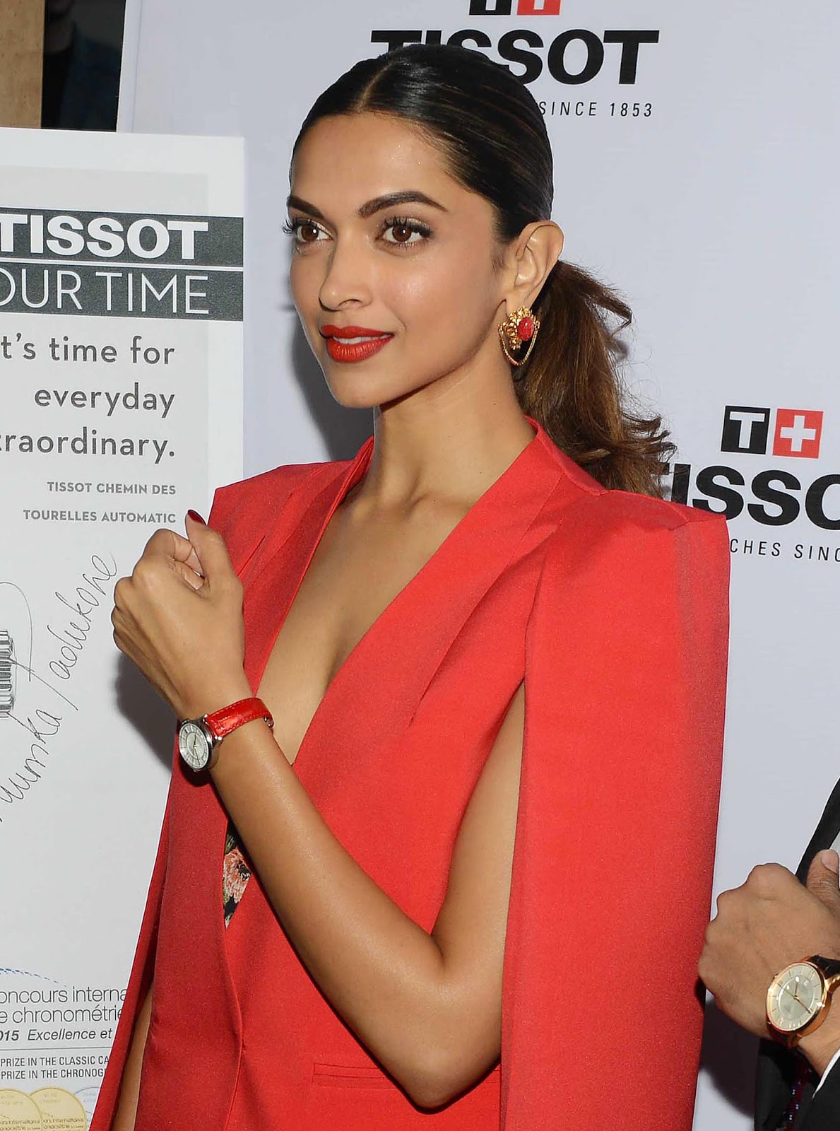Actress Deepika Padukone Latest Event Gallery Gethu Cinema
