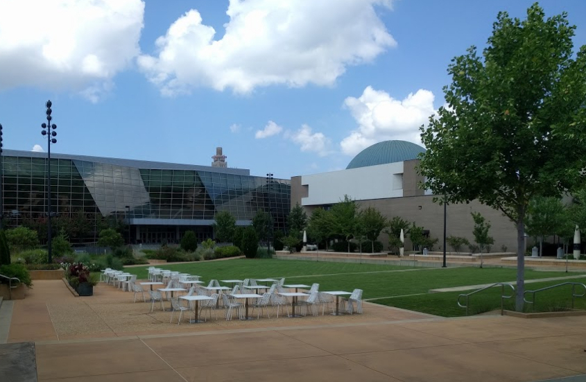 Mississippi Museum Of Art National Wedding Venue