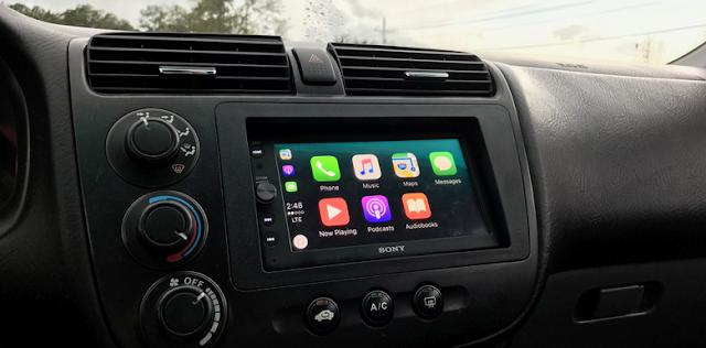 Teknolgi canggih sistem Audio mobil