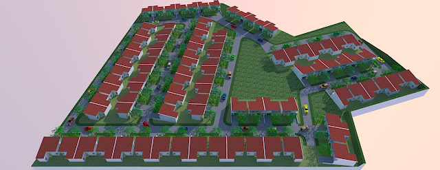 site plan cad