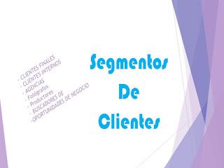 Clientes Finales, Clientes Internos, Agencias, Fotógrafos, Productores, Buscadores de Oportunidades de Negocio