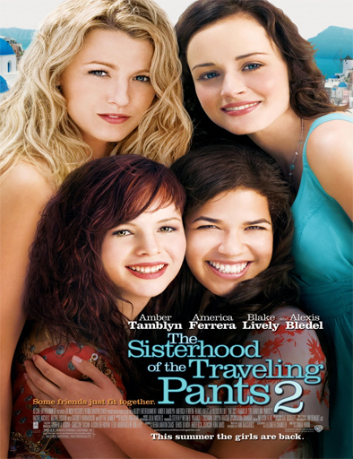 Ver Un verano en pantalones 2 (2008) Online