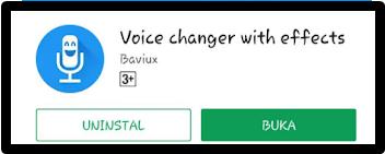 Cara Mudah Ubah Suara Di Voice Note Whatsapp