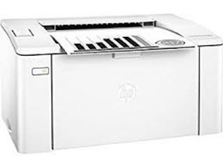 Picture HP LaserJet Pro M104w Printer