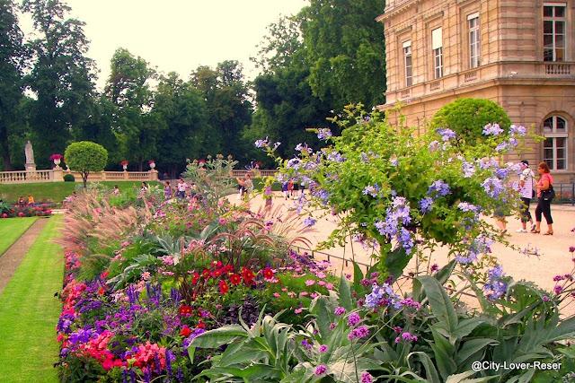 Jardin du Luxemburg, Paris