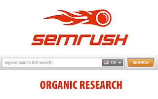 SEM Rush Tool