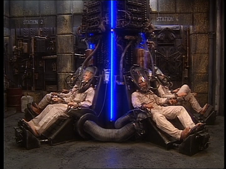 Image result for red dwarf back to reality