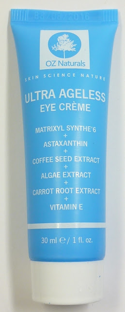 Oz Naturals Ultra Ageless Eye Creme