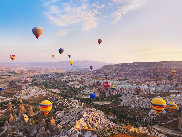 Cappadocia-an-area-in-Turkey