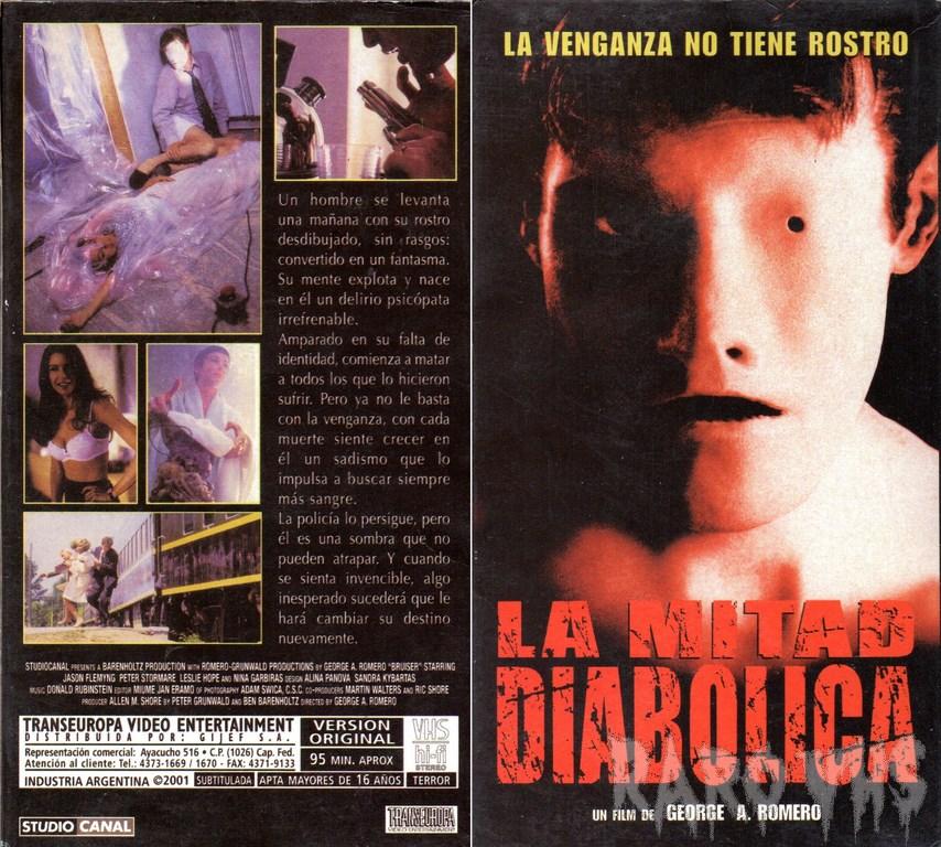 La Mitad Diabólica (2000) George Romero