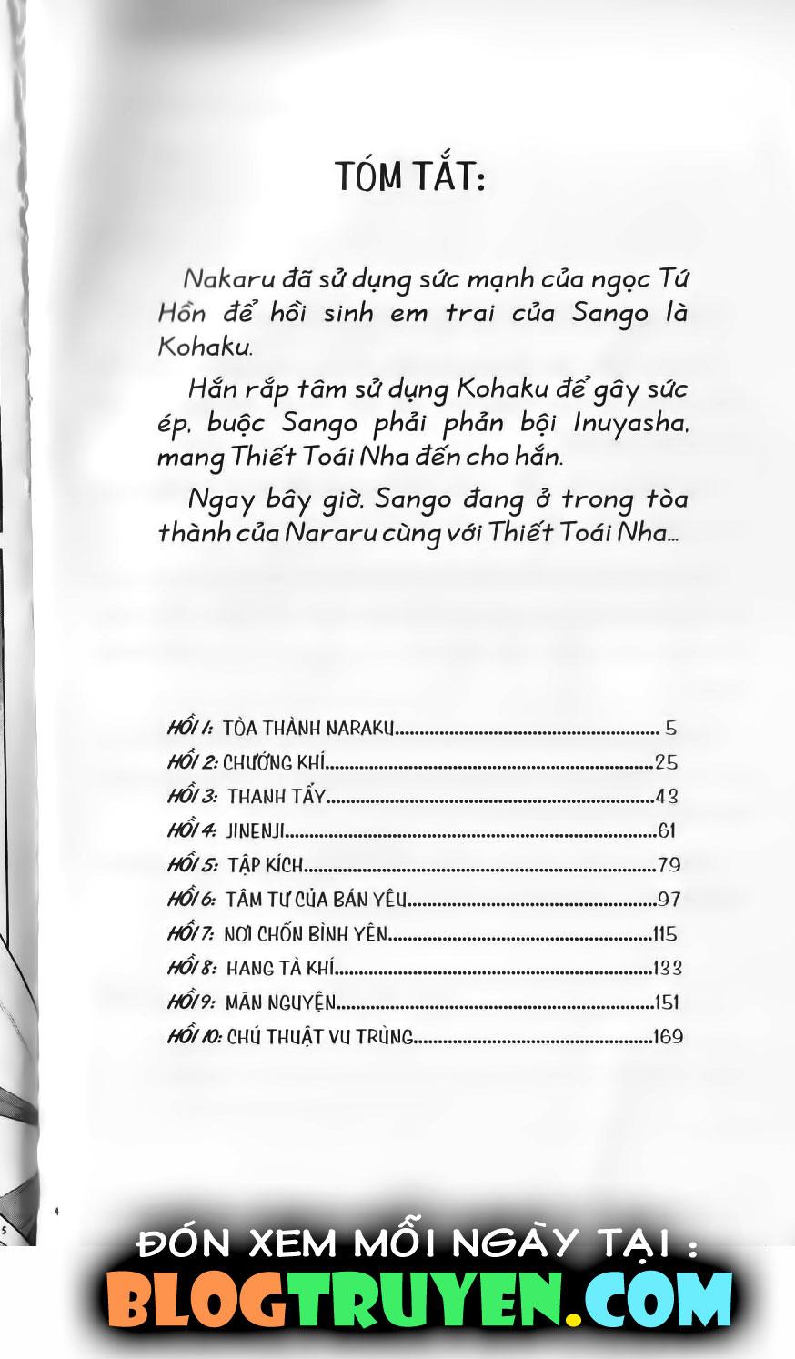 Inuyasha vol 12.1 trang 3