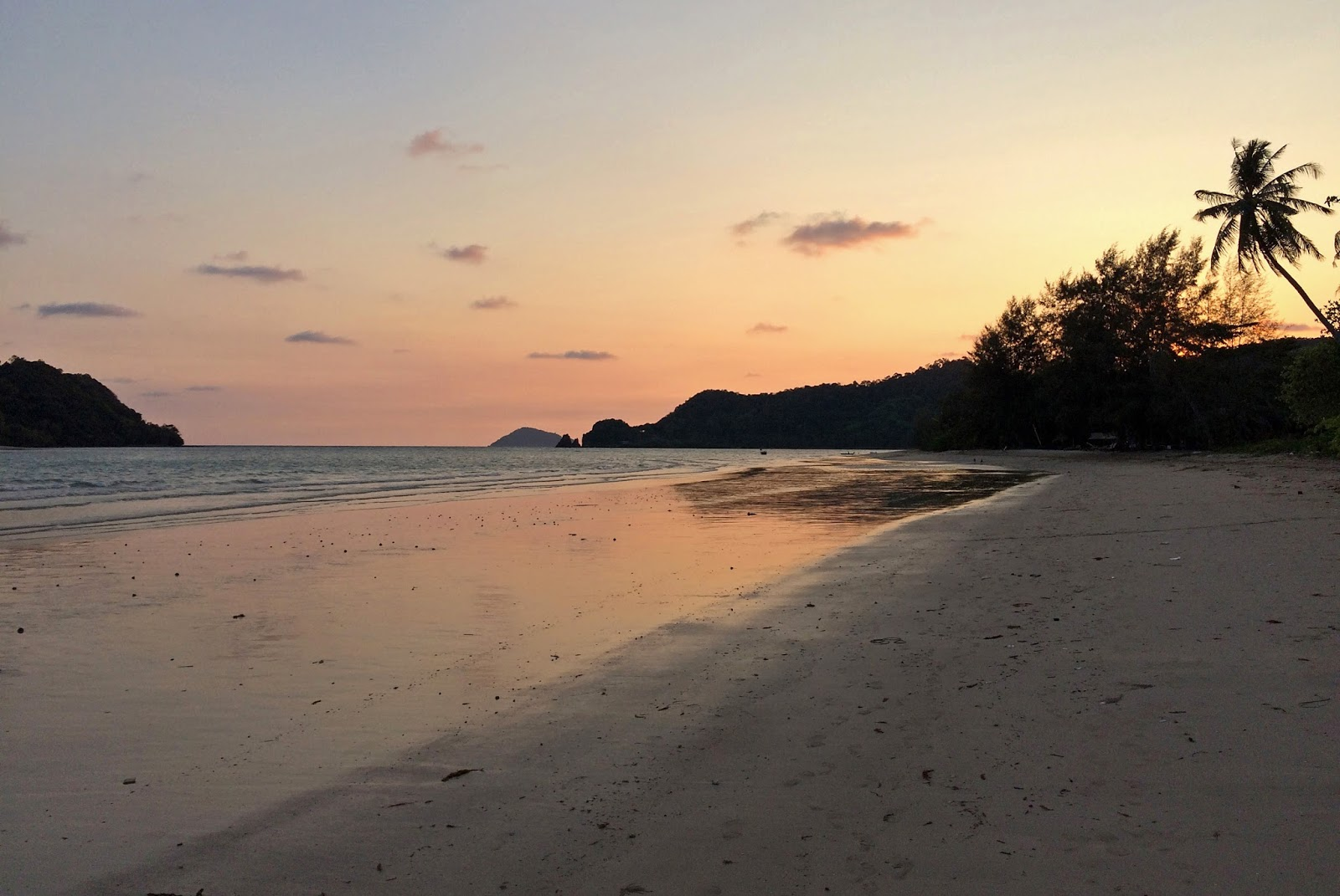 Gdzie na wakacje do Azji - Tajlandia - Koh Mak