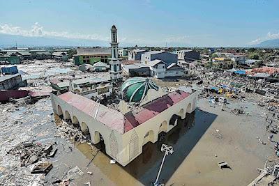 Pengajaran Yang Menginsafkan Daripada Kisah Gempa Di Palu Sulawesi, Indonesia