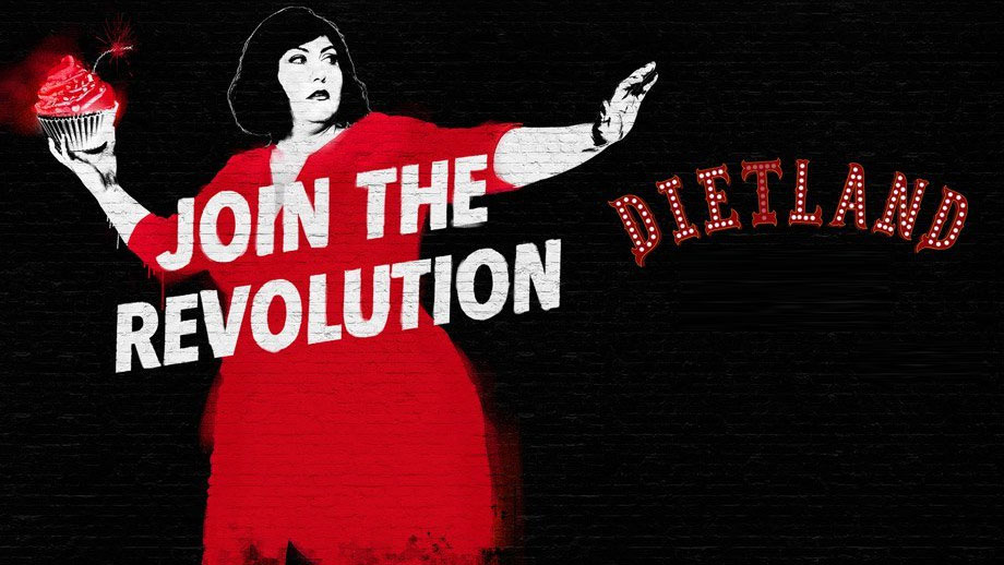 Dietland Poster Banner Season 1 AMC Amazon