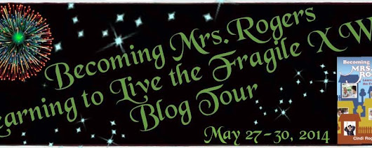 Becoming Mrs. Rogers Blog Tour! | A Day At A Time