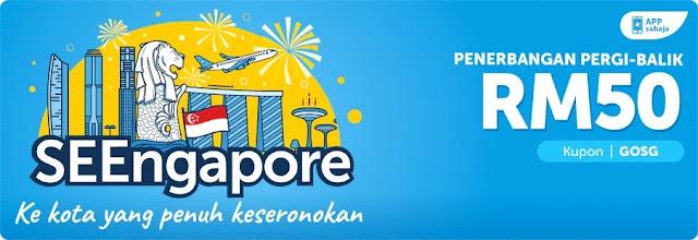 Traveloka Singapore Malaysia