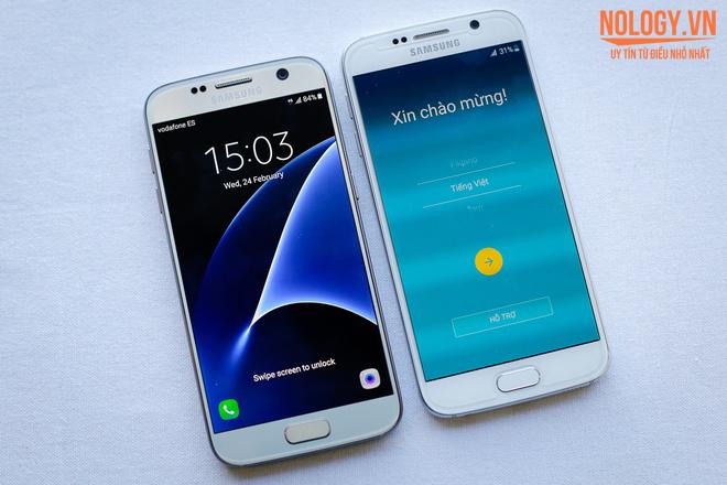 Samsung galaxy S7 cũ - có nên mua không?