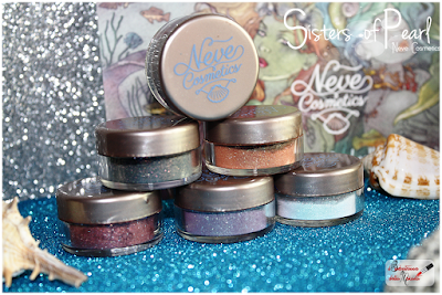 Sisters Of Pearl Collection by Neve Cosmetics
