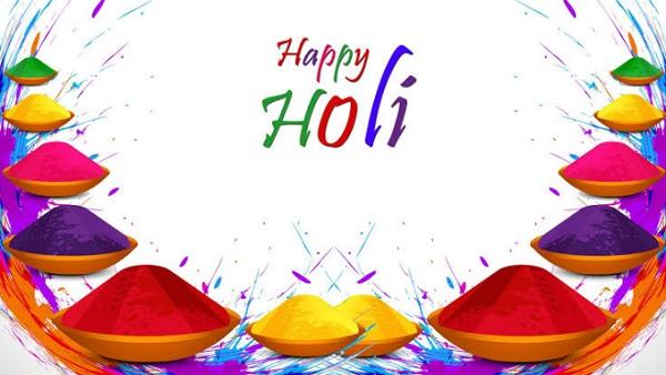 Happy Holi 2019 Wallpaper