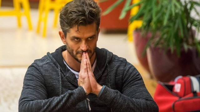 BBB17 Marcos está expulso do Big Brother Brasil