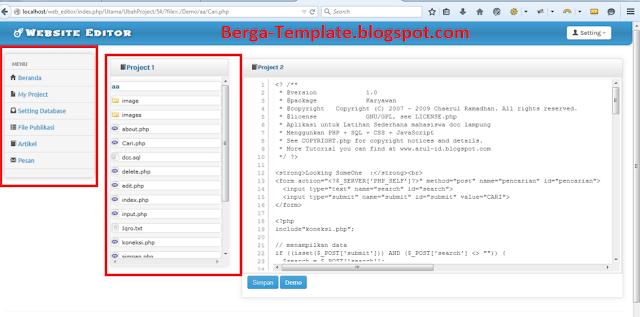 Kumpulan Source Code PHP MYSQL Aplikasi Sales Penjualan dengan Codeigneter