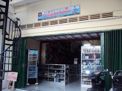 bengkel motor kota Ambon