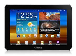 Flash Samsung Galaxy Tab 8.9 (GT-P7300)