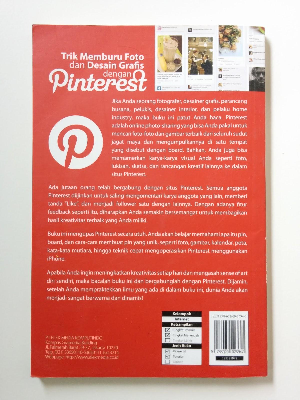 Trik Memburu Foto Dan Desain Grafis Dengan Pinterest