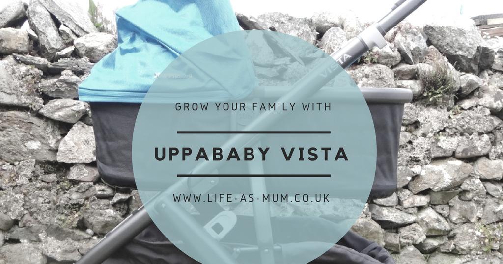 Grow Your Family With Uppababy Vista Pram Life As Mum