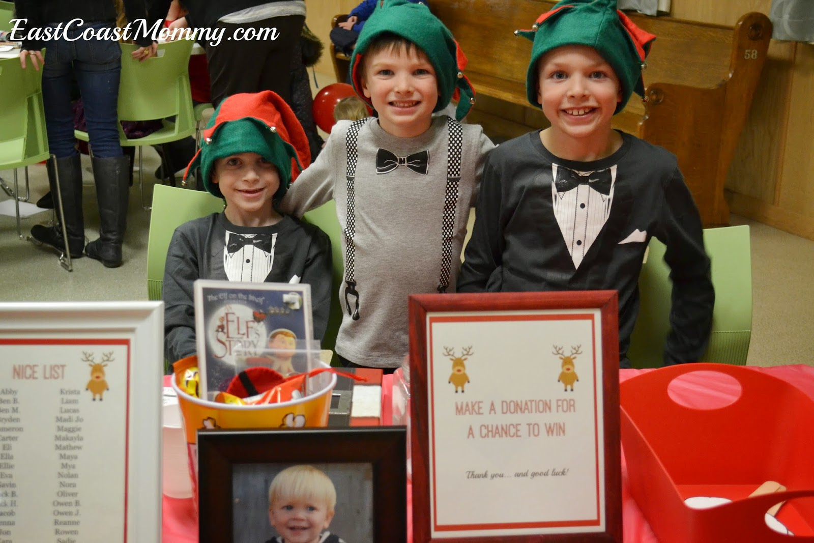 East coast mommy letter writing to santa party we had a lot of fun at our 4th annual writing a letter to santa party and i am super proud of my little elves spiritdancerdesigns Choice Image
