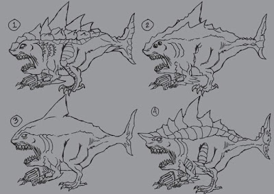 Mad Overlords Concept Art