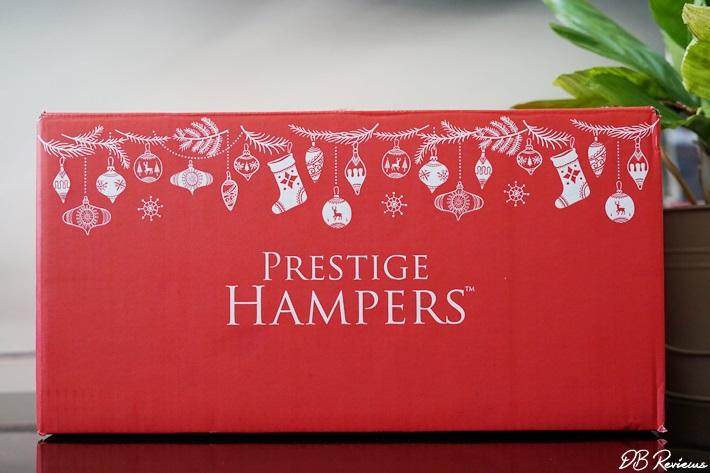 Christmas Tradition Hamper from Prestige Hampers
